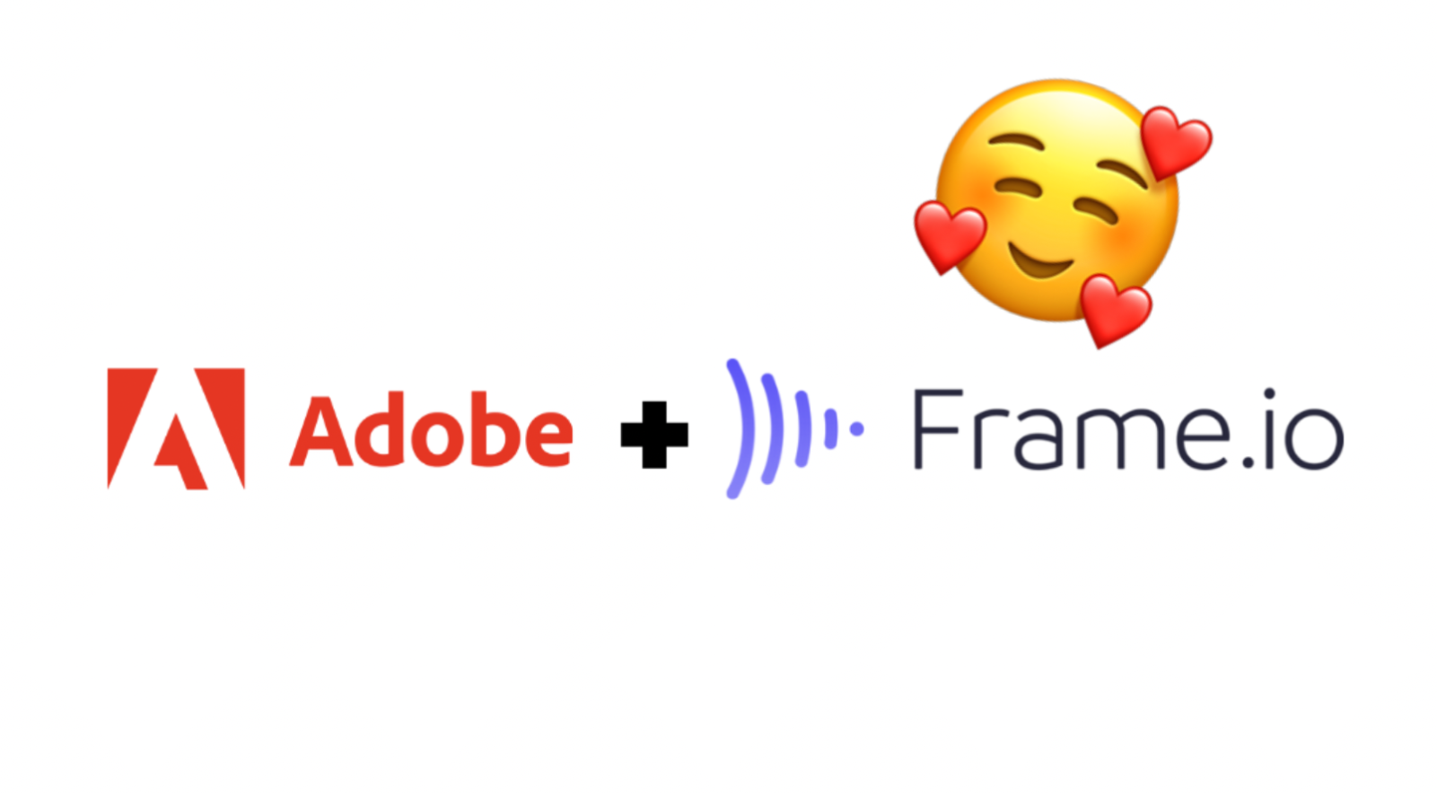 FrameIO and Adobe join forces